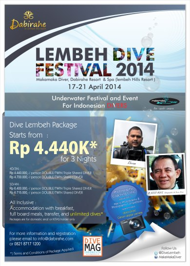 Dive Lembeh North Sulawesi of Indonesia