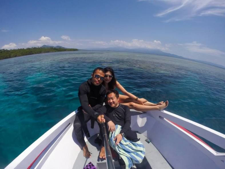 Daytrip Dive to Bunaken National Marine Park